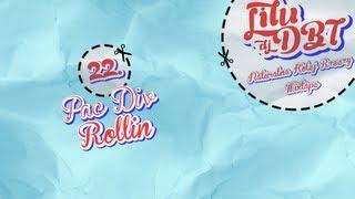 Lilu & DjDBT - Pac Div - Rollin | Naturalna Kolej Rzeczy Mixtape (2013)