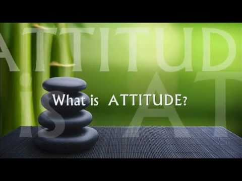 attitude videos - It's ALL in your MIND! Nothing can stop the man with the right mental attitude from achieving his goal; nothing on earth can help the man with the wrong ment...