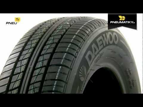 Youtube Daewoo DW171 205/70 R14 98 H Letní
