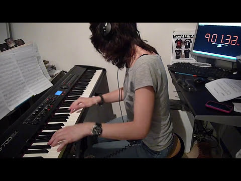 Black Sabbath - Sweet Leaf -piano cover [HD] Video