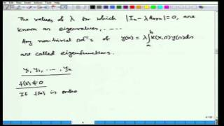 Mod-01 Lec-35 Calculus Of Variations And Integral Equations
