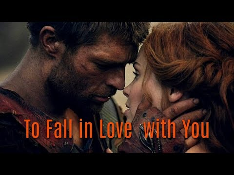 Spartacus & Laeta || To Fall In Love With You || Spartacus