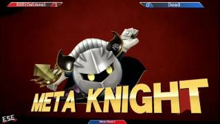 When you're a Meta Knight with nothing to lose