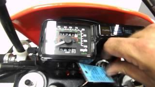 8. 2007 Honda XR650L Red - used motorcycle for sale - Eden Prairie, MN