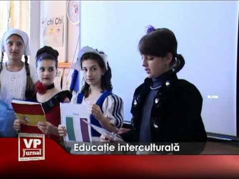Educaţie interculturală