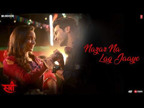 Nazar Na Lag Jaaye Video Song | STREE | Rajkummar