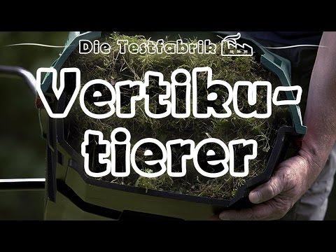 🌿 Vertikutierer Test – 🏆 Top 3 Vertikulierer im Test
