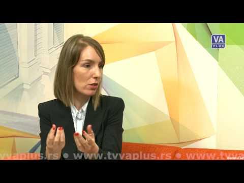 Маја Виденовић у емисији Разговор Плус, ТВ Ваљево Плус