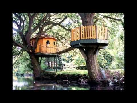 Домик на дереве своими руками фото для детей