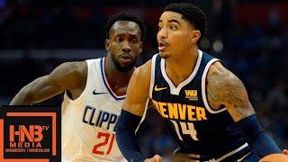 Denver Nuggets vs LA Clippers Full Game Highlights | 10.17.2018, NBA Season