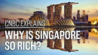 Video Why is Singapore so rich? | CNBC Explains MP3, 3GP, MP4, WEBM, AVI, FLV Februari 2019