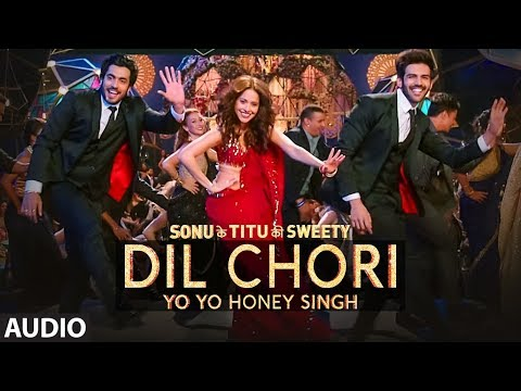 Video Yo Yo Honey Singh: DIL CHORI (Full Audio) Simar Kaur, Ishers | Hans Raj Hans |Sonu Ke Titu Ki Sweety download in MP3, 3GP, MP4, WEBM, AVI, FLV January 2017