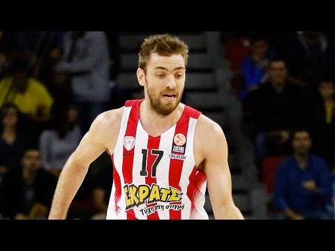 Video Replay: Vangelis Mantzaris, Olympiacos Piraeus