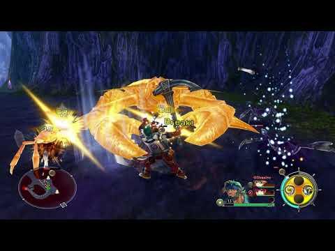 Vidéo de gameplay #1 de la version Switch de Ys VIII: Lacrimosa of Dana