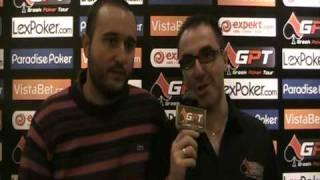Greek Poker Tour - Kalampoukas Panagiotis - Jan 2010