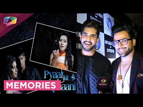 Video Rithvik Dhanjani and Suyyash Rai talk about their show Pyaar Ki Yeh Ek Kahaani download in MP3, 3GP, MP4, WEBM, AVI, FLV January 2017