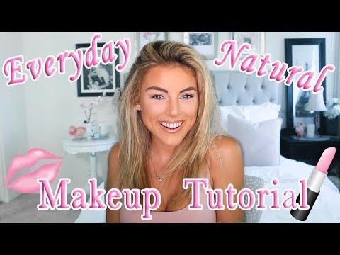 My Everyday Makeup Tutorial | Angelique Cooper