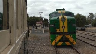 Strathalbyn Australia  city pictures gallery : Railways of South Australia: Strathlink - Victor Harbor to Strathalbyn