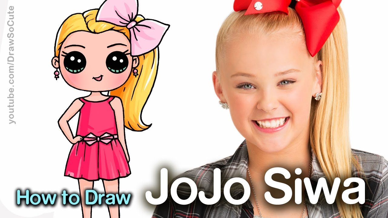 How To Draw Jojo Siwa Tubemp3