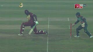 Video Windies's All Wickets Against Bangladesh | 2nd T20 | Windies tour of Bangladesh 2018 MP3, 3GP, MP4, WEBM, AVI, FLV Januari 2019
