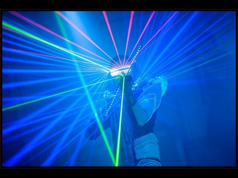 Ultra Laser electric violinist on a different private events 2015 (фрагменты)