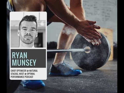 Ryan Munsey: Optimizing Neurotransmitters For Cognitive Health & Performance
