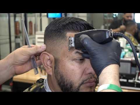 Beard styles - HOW TO DO A CLASSIC HAIR CUT WITH THE BEARD