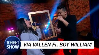 Video Via Vallen Ft. Boy William - Sayang MP3, 3GP, MP4, WEBM, AVI, FLV Juni 2018