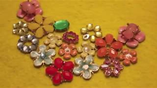 DIY: Statement Necklace - YouTube