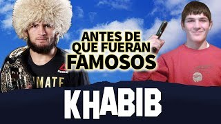 Video KHABIB | Before they were famous | CONOR McGREGOR MP3, 3GP, MP4, WEBM, AVI, FLV Oktober 2018