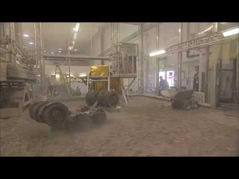 NASA Tests Its MARCO POLO Mars Pathfinder System on a Simulated Martian