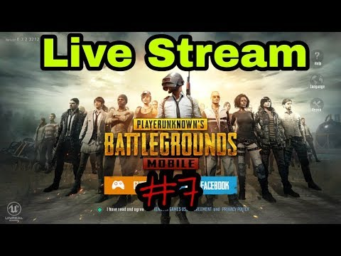 PUBG MOBILE LIVE STREAM (PC GAMEPLAY WITH SUBS) - 6/5/2018