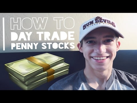 How To Day Trade For Beginners | Penny Stock Investor