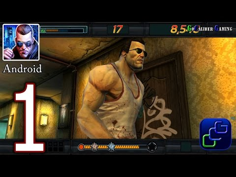 Fightback Android Walkthrough - Gameplay Part 1