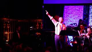 Raul Esparza performs