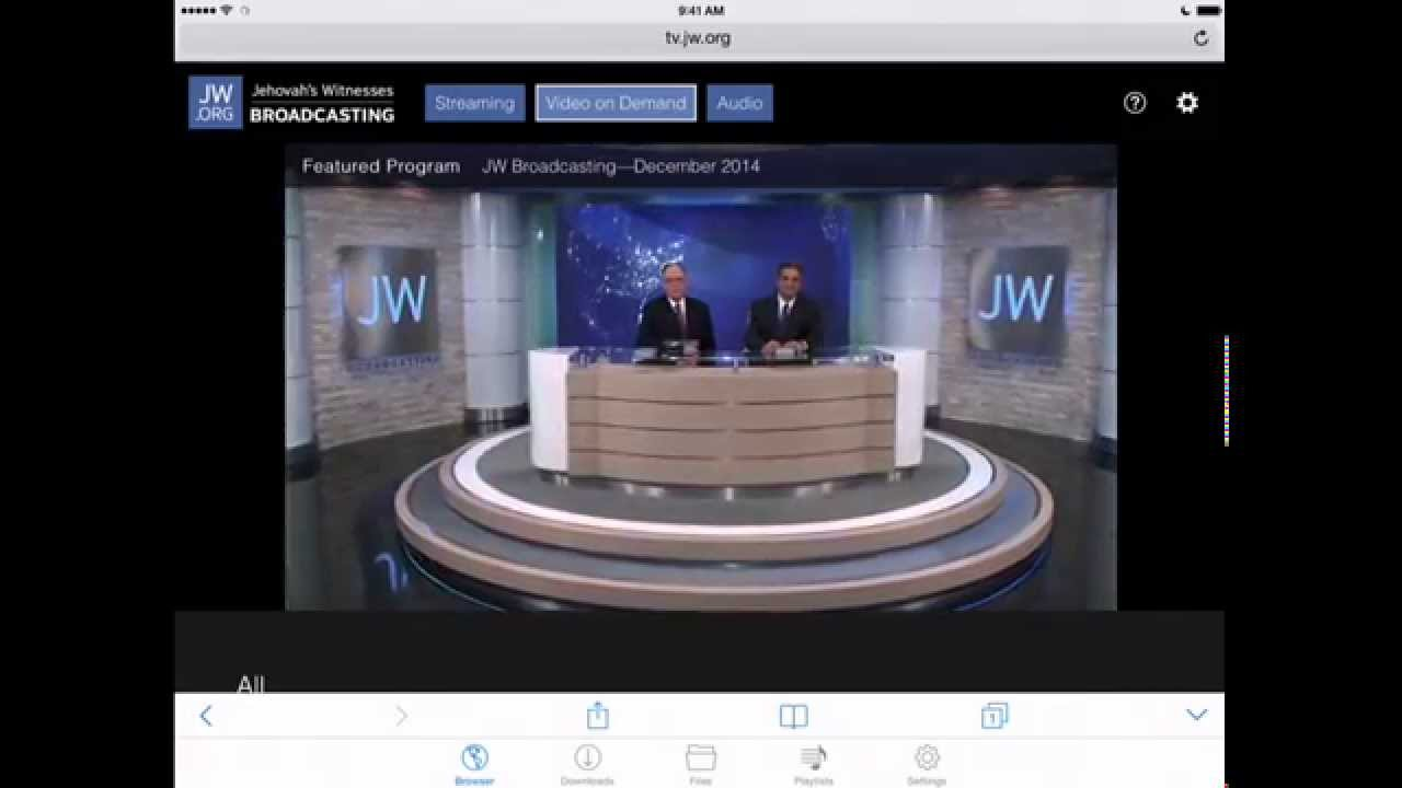 video  how to download and save jw broadcasting videos  tv