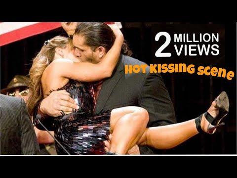 #wwe | great khali kissing scene || hot girl kissing khali | wwe champion with hot girl