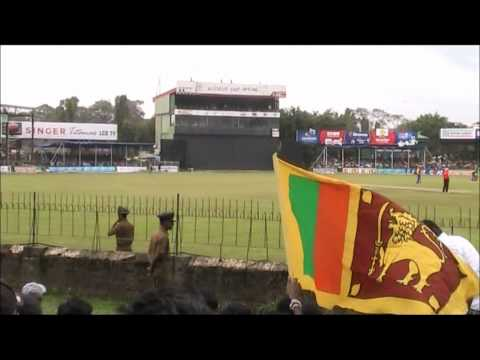 Sri Lanka vs Australia, Match 9, Hobart, CB Series, 2012 - Extended Highlights