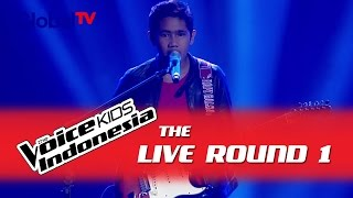 "Video Rafi ""Stairway To Heaven"" I The Live Rounds I The Voice Kids Indonesia GlobalTV 2016 MP3, 3GP, MP4, WEBM, AVI, FLV Februari 2018"