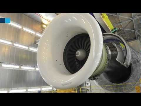 Aircraft Engine Test Cell – MRO – Air France Industries KLM Engineering & Maintenance (AFI KLM E&M)