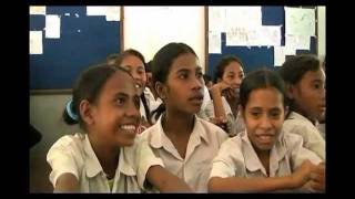 ChildFund has recently completed the 3-year ICLEP, or Increasing Children's Learning through Engaging Parents project in Timor...