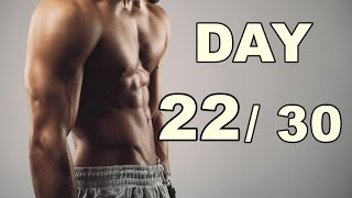 Day 22/30 Abs Workout (30 Days Abs Workout) Home Workout