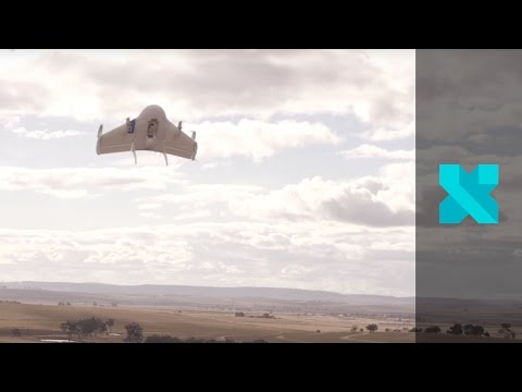 Google Introduces Project Wing