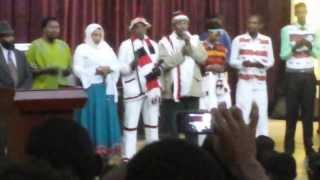 Oromo Community In Birbirsaa/Piasa, 15/12/2013