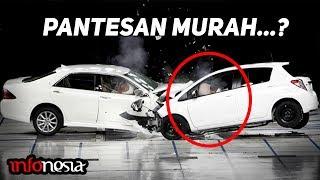 Video Hasil Uji Tabrak 3 Mobil MURAH LCGC Terpopuler di Indonesia MP3, 3GP, MP4, WEBM, AVI, FLV Mei 2018