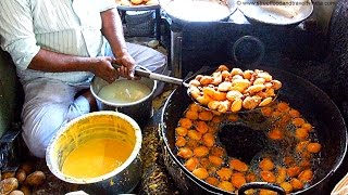 Jamnagar India  city photos gallery : Most Amazing Gujarati Fast Food Making in Jamnagar | Street Food India Videos.