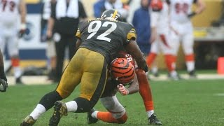 The Bengals Tyler Boyd controversial late fumble against the Pittsburgh Steelers sealed their loss at Pittsburgh. The Bengals lost, 24-16, to the Steelers but were ...