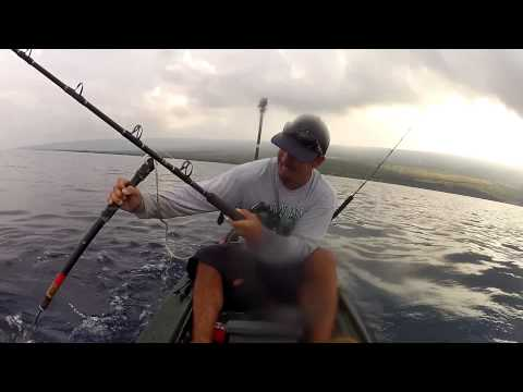 EXTREME KAYAK FISHING- ONO ACTION  - kayak fishing, kayak photos, kayak videos