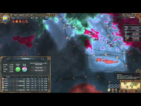 Europa universalis trade system