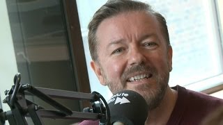 Ricky Gervais Interview on Absolute Radio